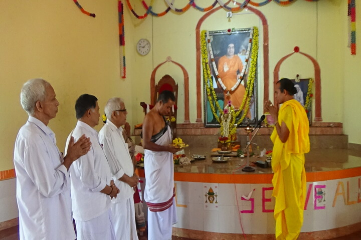 Prashanti Vidya Kendra-Opening Ceremony