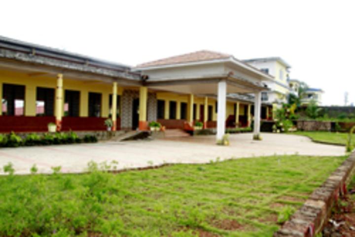 Prashanti Vidya Kendra-Prayer Hall