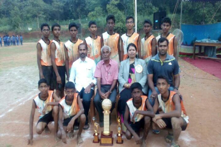 Prashanti Vidya Kendra-Sports