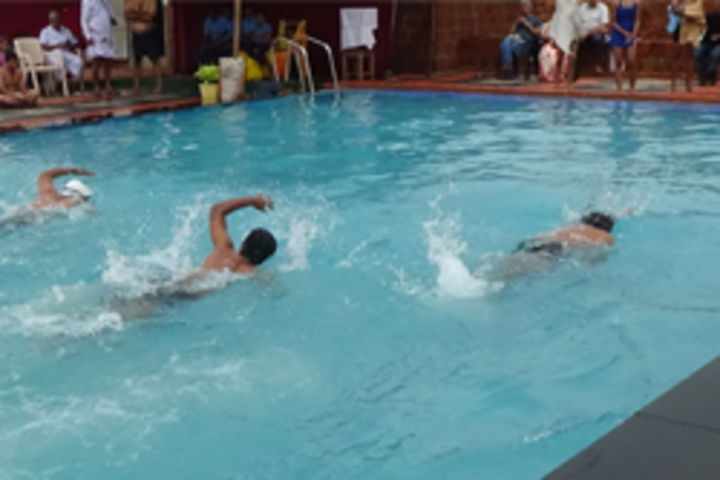 Prashanti Vidya Kendra-Swimming Pool