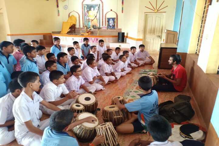 Prashanti Vidya Kendra-Tabala Class