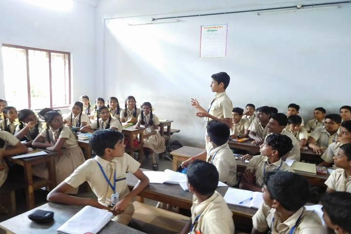 Pratheeksha Bhavan English Medium School-Class Room