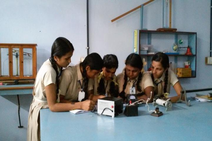 Pratheeksha Bhavan English Medium School-Physics Lab
