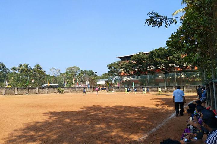 Pratheeksha Bhavan English Medium School-Play Ground