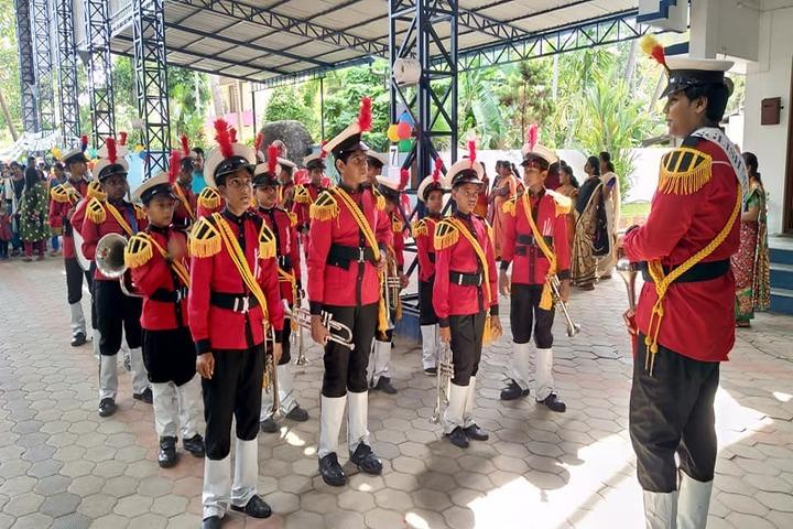 Pratheeksha Bhavan English Medium School-School Band