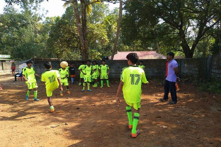 Pratheeksha Bhavan English Medium School-Sports Day