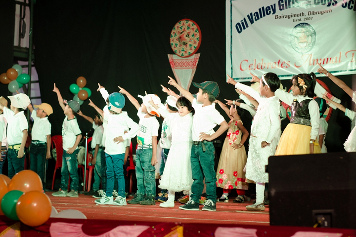 Oil Valley Girls and Boys School-Event