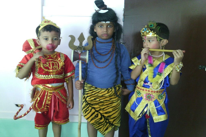 Oil Valley Girls and Boys School-Cultural Event