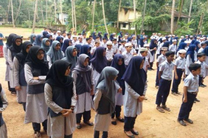 Rahmaniyya Public School-Assembly
