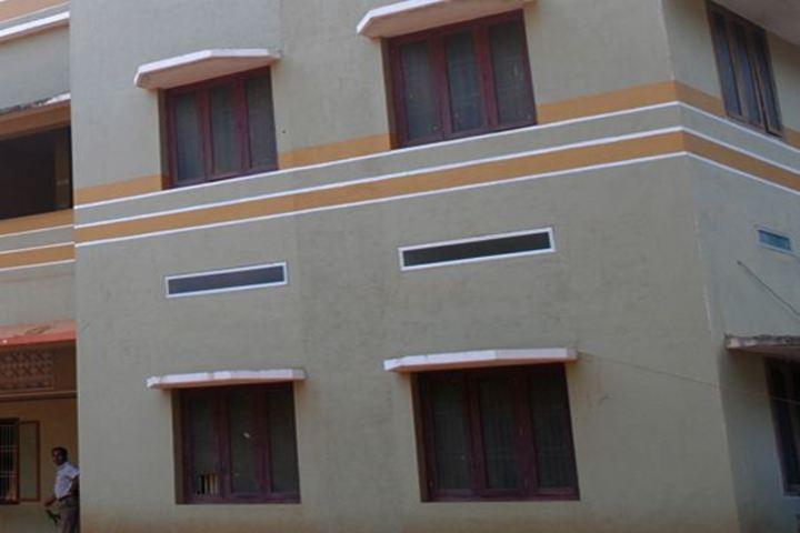 Rahmaniyya Public School-Building