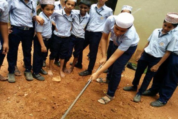 Rahmaniyya Public School-Earth day