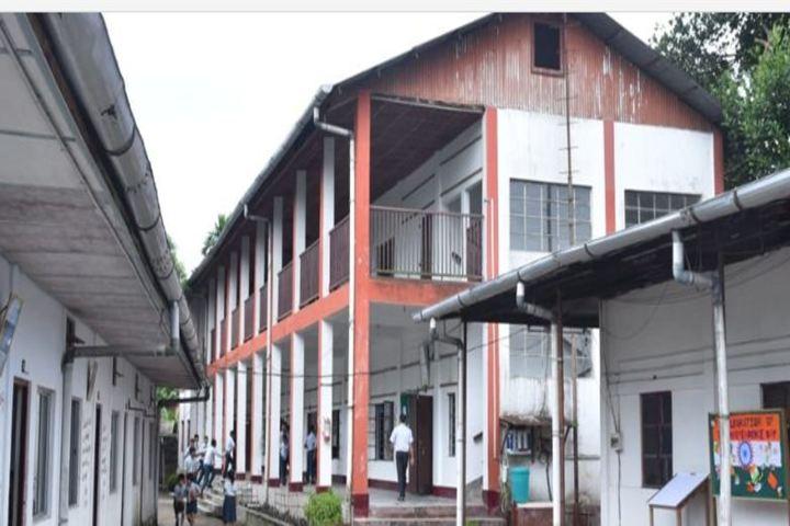 Oil Valley School-Campus