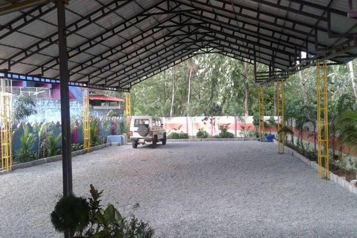 River De International School-Ground