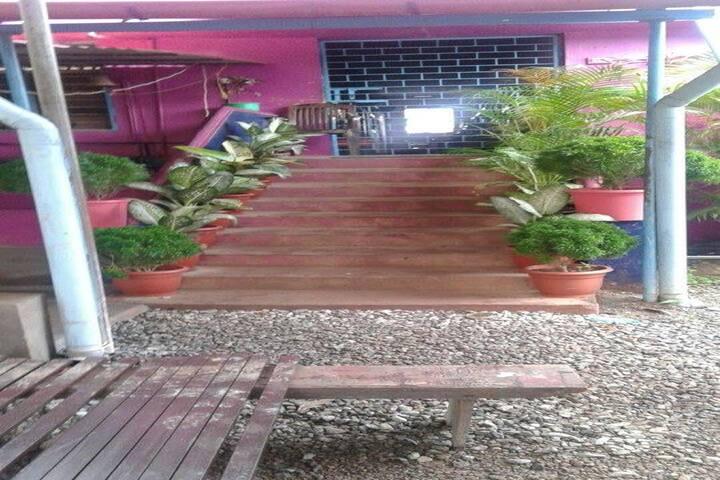 River De International School-Entrance