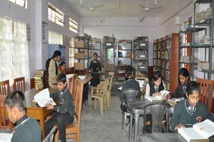 Our Abc Academy-Library