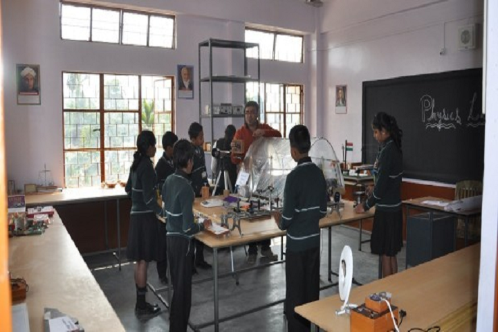 Our Abc Academy-Physics Lab