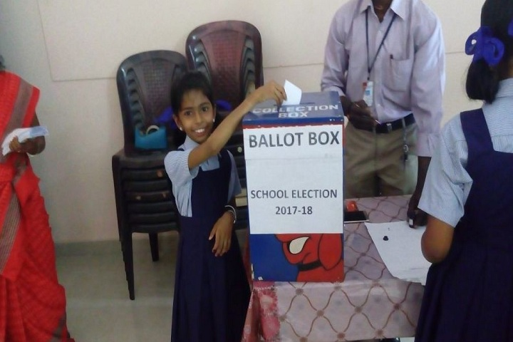 S D V English Medium Higher Secondary School-Election