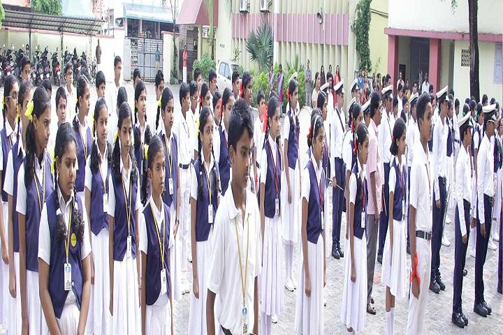 S D V English Medium Higher Secondary School-Morning Assembly