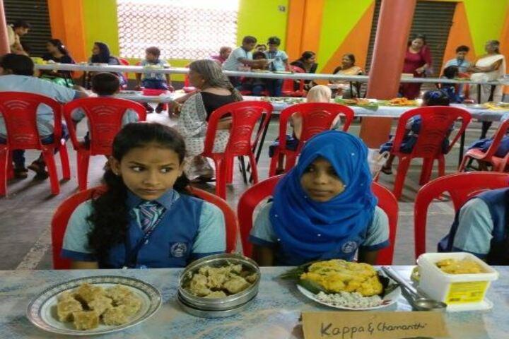 S N S Samajam Vidya Mandir-Food Fest