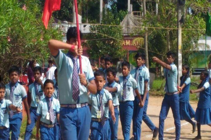 S N S Samajam Vidya Mandir-March first