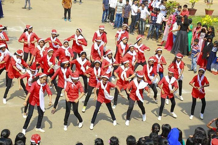 S N Vidya Bhavan Senior Secondary School-Christmas day