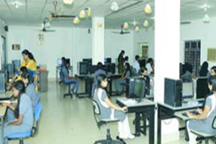 S N Vidya Bhavan Senior Secondary School-Computer lab