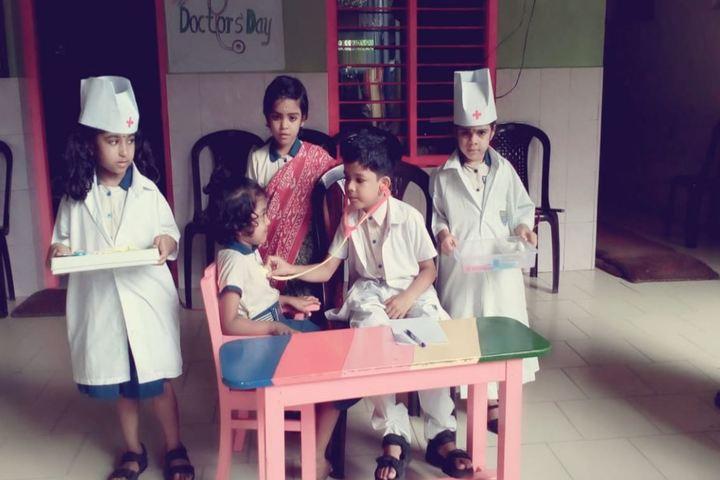 S N Vidya Bhavan Senior Secondary School-Drama
