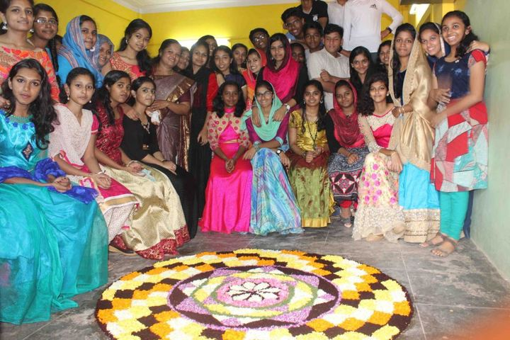 S N Vidya Bhavan Senior Secondary School-Onam