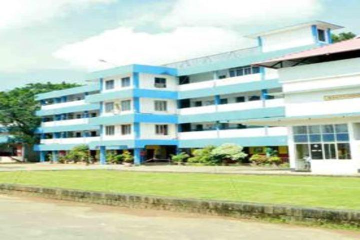 S N Vidya Bhavan Senior Secondary School-School View