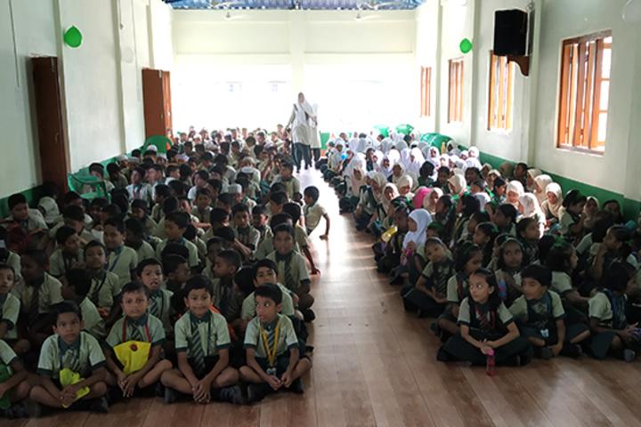 Iqra public school - Milad celebrations