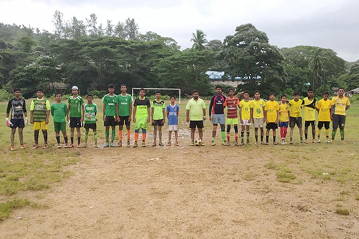 Iqra public school - sports