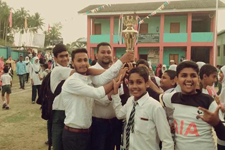 Iqra public school - Prize Distribution