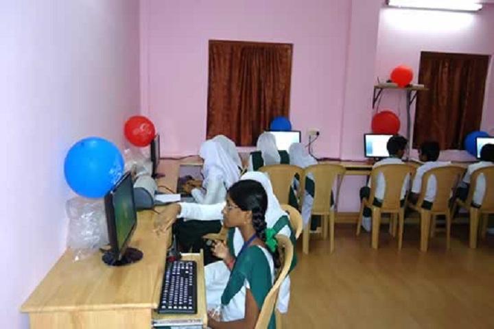 Iqra Public School- Computer Lab