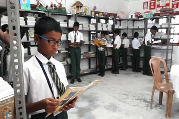 Iqra Public School- Library