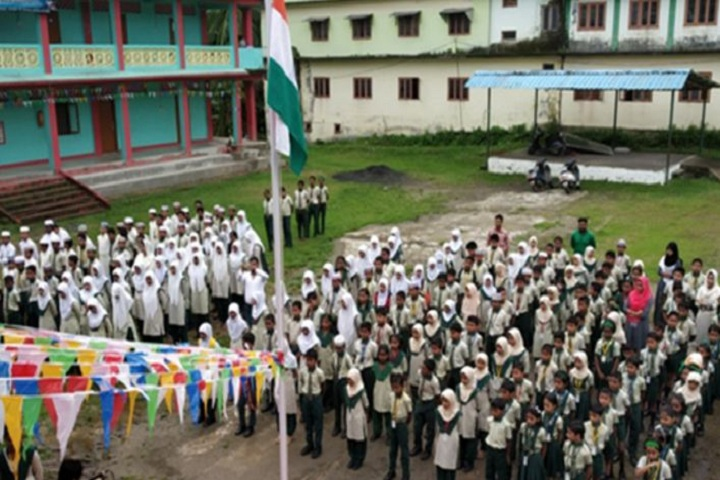 Iqra public school - Independence day celebrations