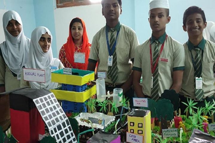 Iqra public school - school exhibition