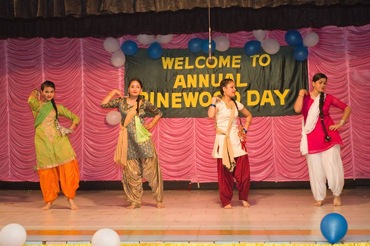 Pinewood Residential School-Annual Day