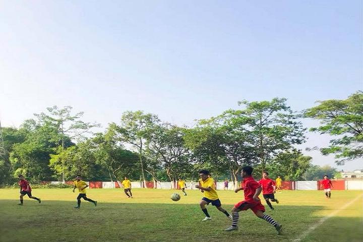 Pinewood Residential School-Football
