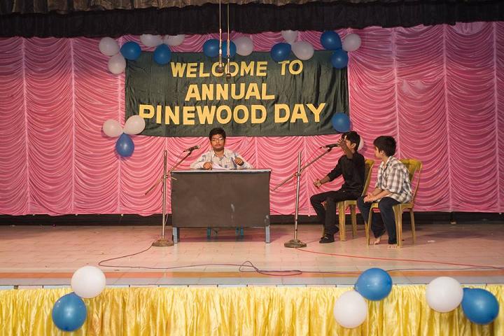 Pinewood Residential School-Skit