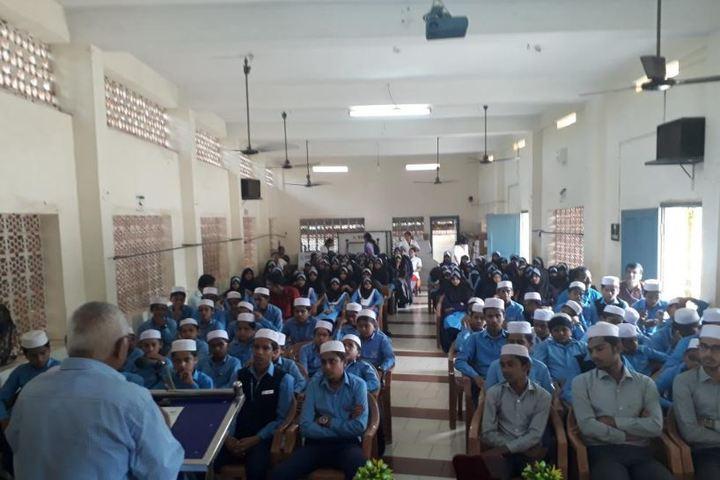 Sa Adiya English Medium Residential Senior Secondary School-Seminar