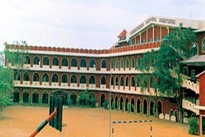 Sabarigiri English School-Building