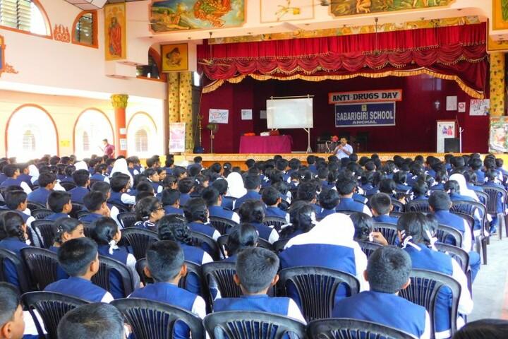 Sabarigiri English School-Event