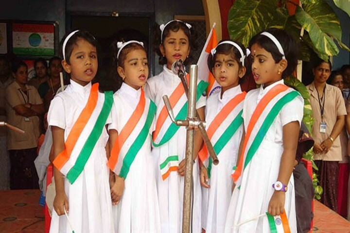 Sabarigiri English School-Independance day