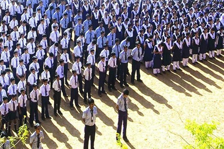 Sabarigiri English School-Prayer