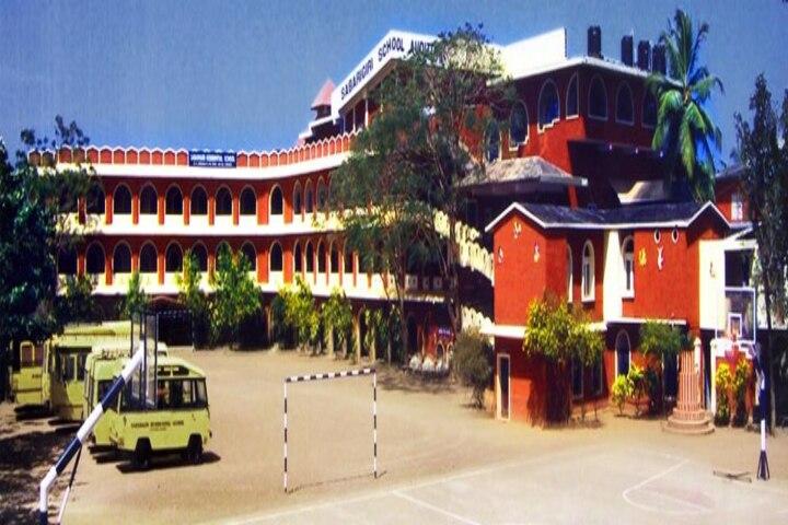 Sabarigiri English School-School over view
