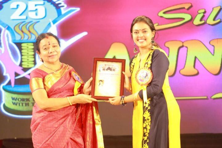 Sabarigiri School-Award