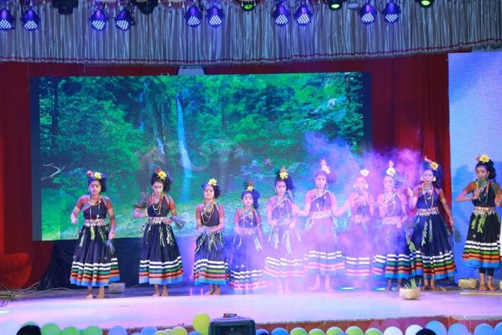 Sabarigiri School-Dance