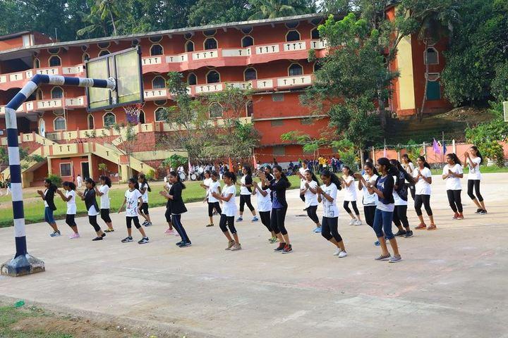 Sabarigiri School-Flashmub