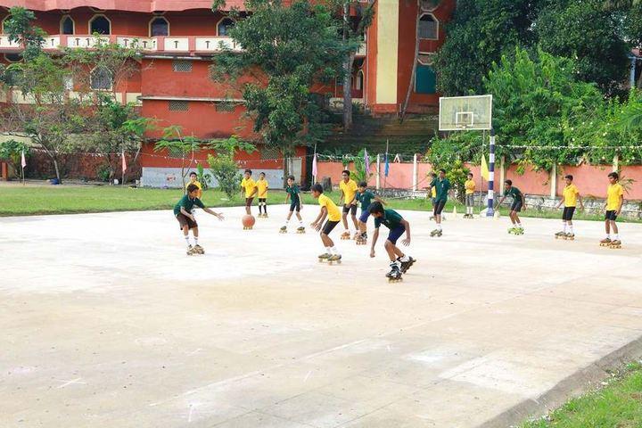 Sabarigiri School-Sports