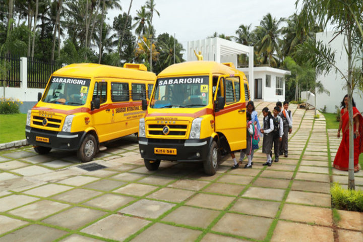 Sabarigiri School-Transport